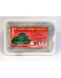 BDMP FROZEN LIME LEAVES - 100g