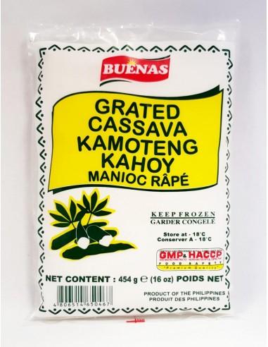 BUENAS GRATED CASSAVA - 454g