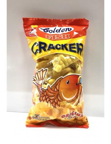 GOLDEN FISH CRACKERS - 100g