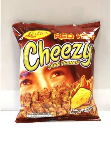 LESLIE'S CHEEZY RED HOT - 70g