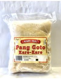 KAIN-NA PANG GOTO KARE-KARE...