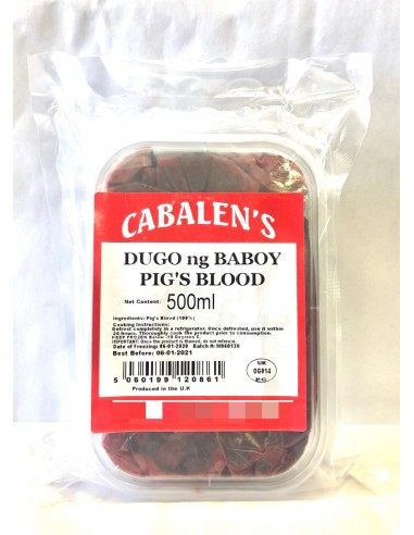 CABALEN'S PIG'S BLOOD - 500ml