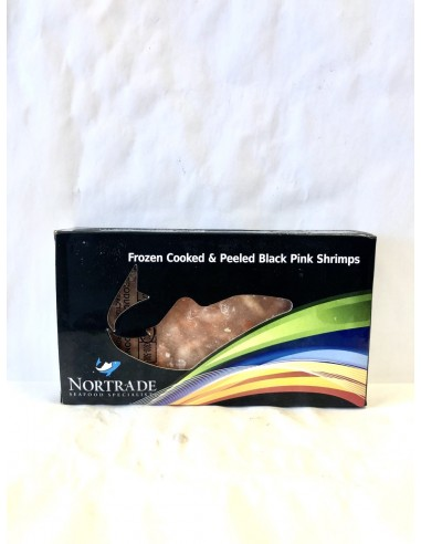 NORTRADE FROZEN COOKED & PEELED BLACK...