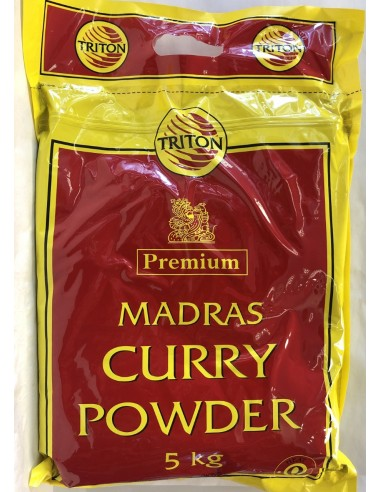 TRITON MADRAS CURRY POWDER - 5KG