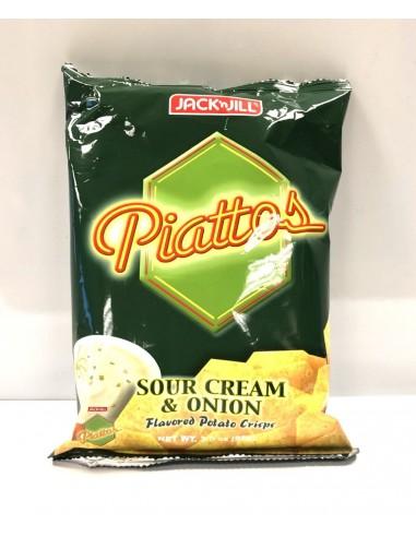 JACK & JILL PIATTOS SOUR CREAM &...