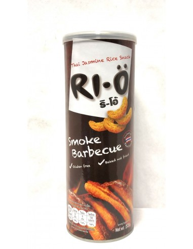 RI-O SMOKE BBQ FLAVOURED JASMINE RICE...