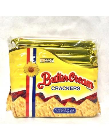 CROLEY FOODS BUTTER CREAM BUTTER...