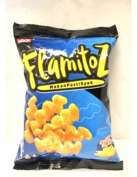 FLAMITOZ CHEESE FLAVOURED...