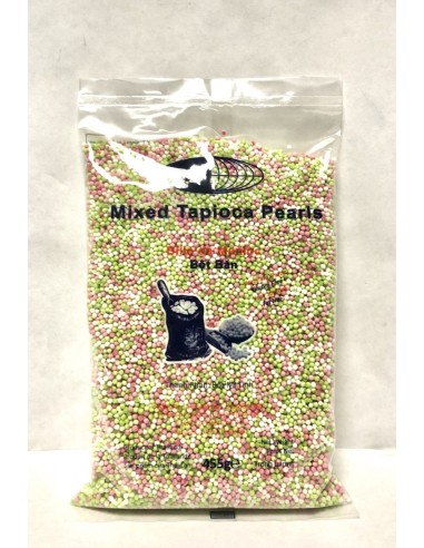 UP MIXED TAPIOCA PEARLS - 455g