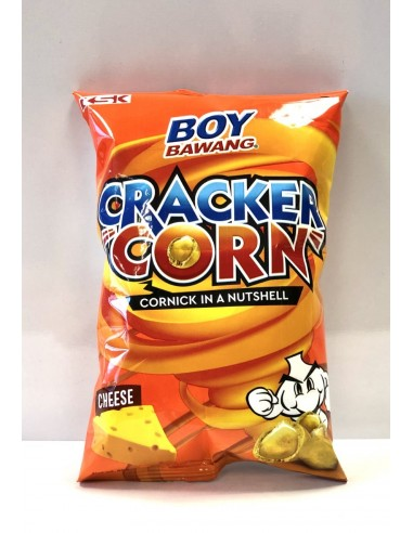 BOY BAWANG CRACKER CORN CHEESE- 80g