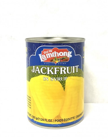 NEW LAMTHONG JACKFRUIT IN SYRUP - 565g