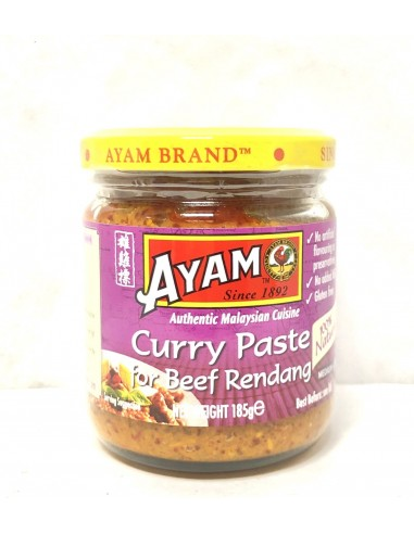AYAM CURRY PASTE FOR BEEF RENDANG...