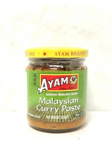 AYAM MALAYSIAN CURRY PASTE MILD- 185g