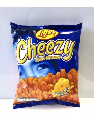 LESLIE'S CHEEZY OUTRAGEOUSLY CHEESY -...