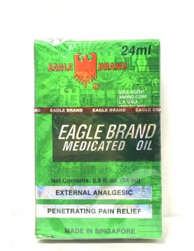 EAGLE BRAND MEDICATED OIL - 24ml
