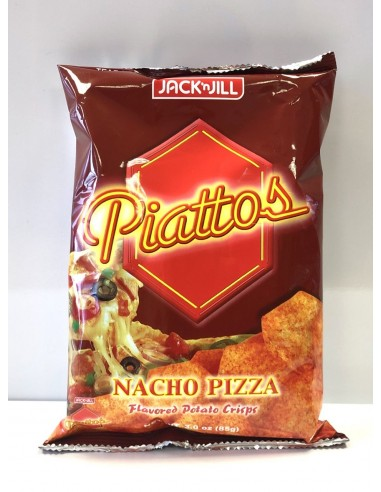 JACK & JILL PIATTOS NACHO PIZZA...