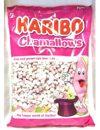HARIBO CHAMALLOWS WHITE &...