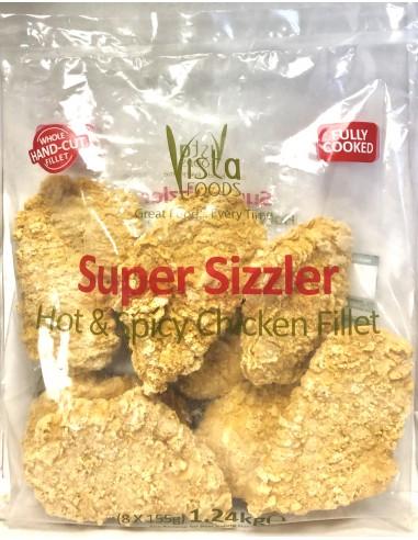VISTA SUPER SIZZLER HOT & SPICY...