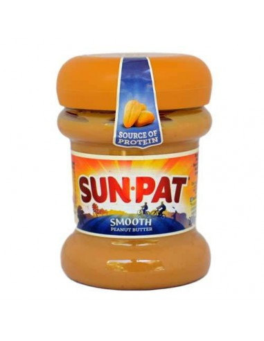 SUNPAT PEANUT BUTTER SMOOTH - 200g