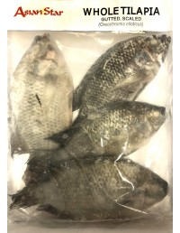 WHOLE TILAPIA - 2kg