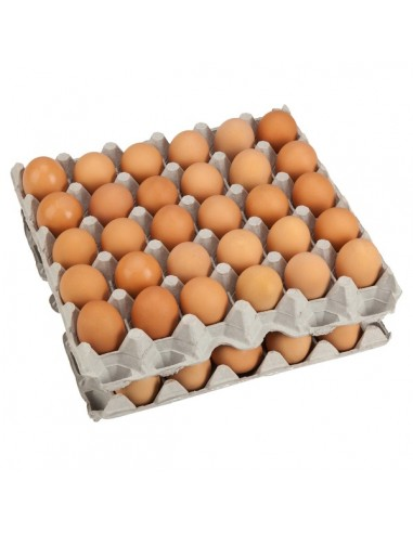 FRESH MEDIUM EGGS - 5 DOZEN