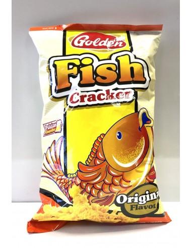GOLDEN FISH CRACKERS - 200g