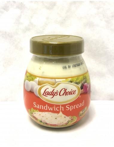 LADYS CHOICE SANDWICH SPREAD - 470ml