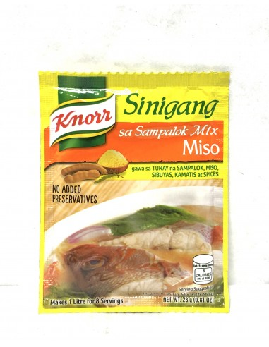KNORR SINIGANG TAMARIND SOUP MIX WITH...