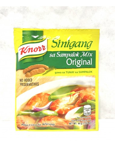 KNORR SINIGANG TAMARIND SOUP MIX...