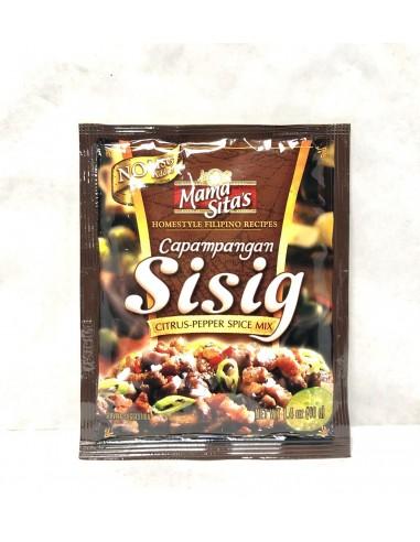 MAMA SITAS FILIPINO SISIG HOT & SOUR...