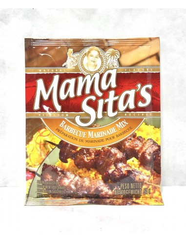 MAMA SITAS FILIPINO BBQ MARINADE MIX...