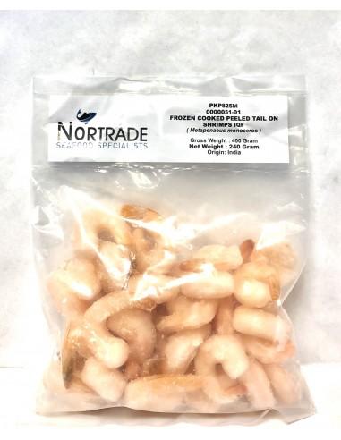 FROZEN NORTRADE 31/40 COOKED SHRIMP -...