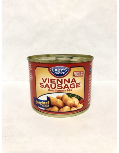 LADY'S CHOICE VIENNA SAUSAGE IN BRINE...
