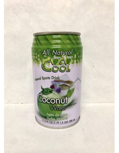 ALL NATURAL COCONUT WATER - 330ml