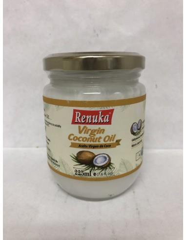 RENUKA VIRGIN COCONUT OIL - 225ml