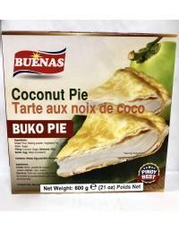 BUENAS COCONUT PIE - 600g