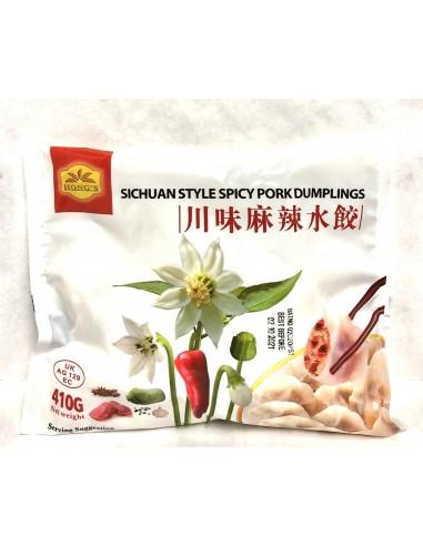 HONG'S SICHUAN SPICY PORK DUMPLING -...