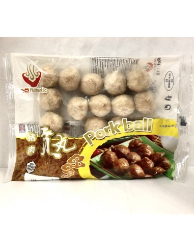 AUTHENTIC PORK BALL - 360g