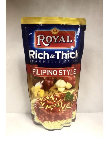 ROYAL FILIPINO STYLE SPAGHETTI SAUCE...