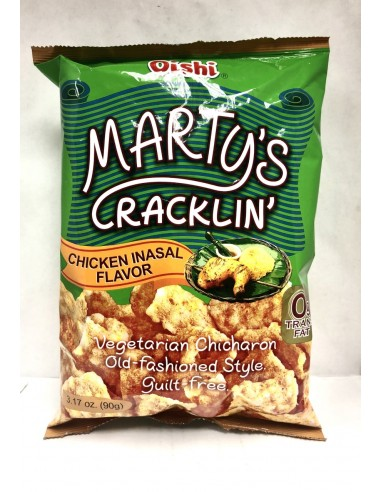 OISHI MARTY'S CRACKLIN' CHICKEN...