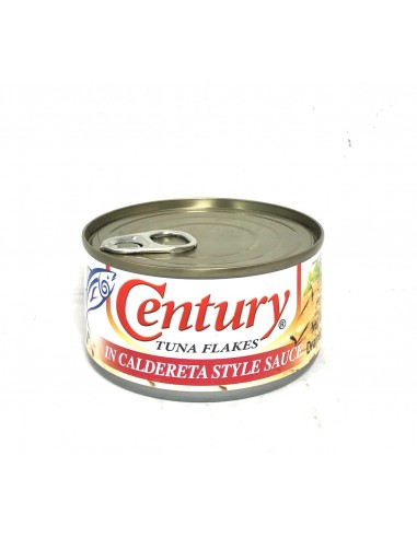 CENTURY TUNA FLAKES IN CALDERETA...