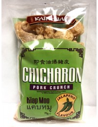 KAIN-NA CHICHARON PORK...