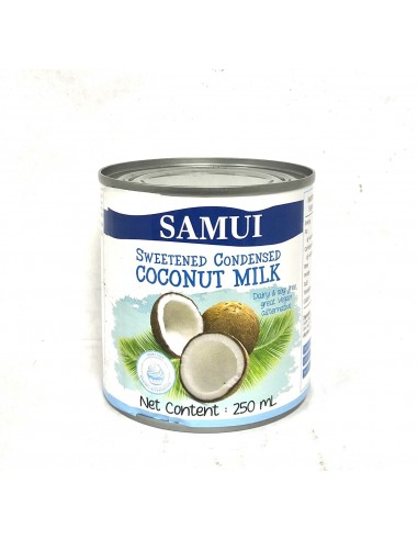 SAMUI SWEETENED CONDENSED COCONUT...