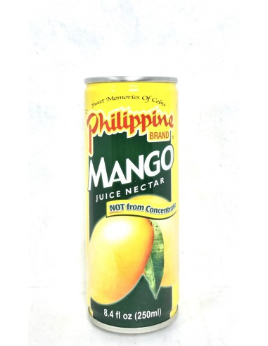 PHILIPPINE MANGO JUICE DRINK - 250ml