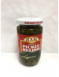 RAM SWEET PICKLE RELISH - 270g