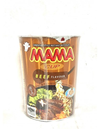 MAMA CUP NOODLE BEEF - 70g