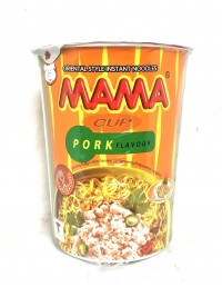 MAMA CUP NOODLE PORK - 70g