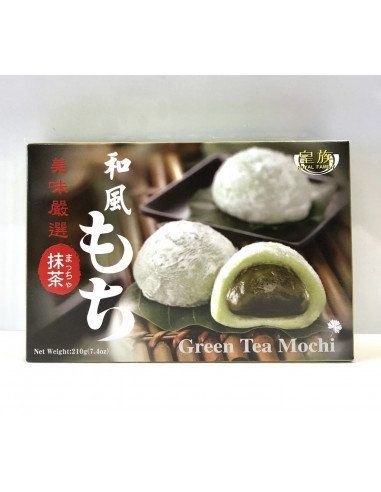 ROYAL FAMILY GREEN TEA MOCHI – 210g
