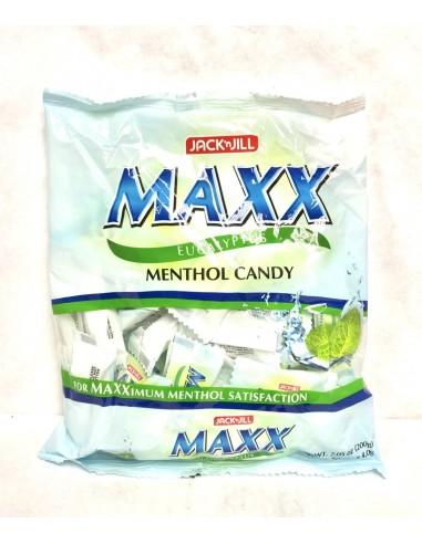 MAXX EUCALYPTUS MENTHOL CANDY - 200g