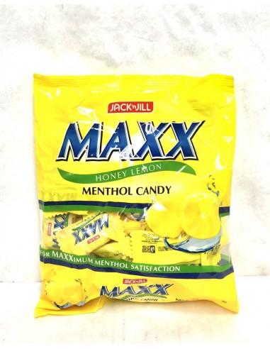 MAXX HONEY LEMON MENTHOL CANDY - 200g